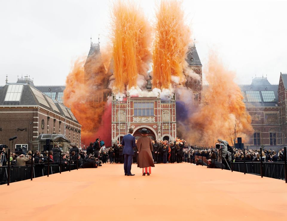 The Netherlands' Rijksmuseum reopens