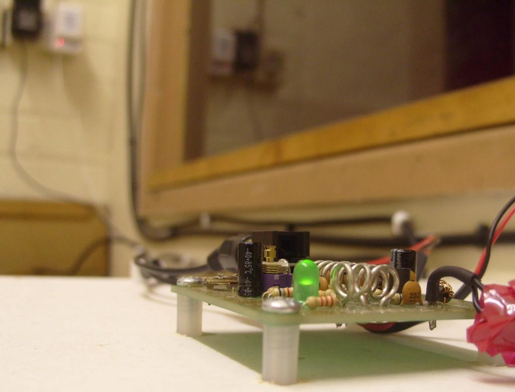 installation transmitter