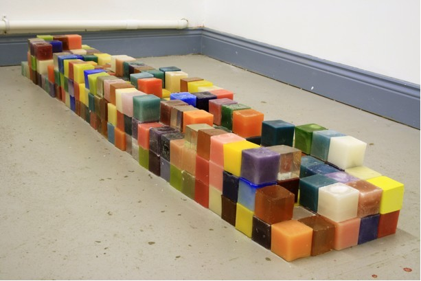 Amy Hanley: The Blocks