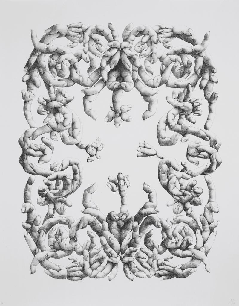 Lithos: Jessica Harrison, John Pusateri, Ben Moreau, Monstertruck Gallery, 13-28 August 2010.