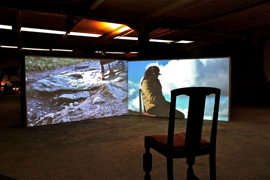 Molly O'Dwyer, installation shot, 2010, BLOCK T; image by Chris Finnegan.