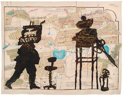 William Kentridge- Office Love