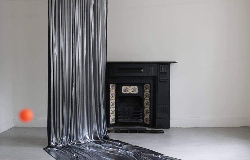 Eleanor Duffin: Skogar, 2011, installation shot at the Guesthouse; Photo: Adrian Duncan.