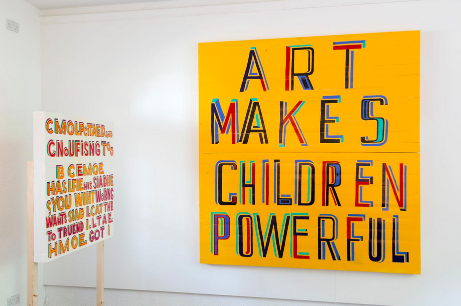 Q & A: Bob and Roberta Smith and Pádraic E. Moore