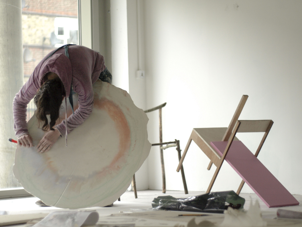 Spirit of the Stairs, Group Show, Basic Space, Dublin, 22 May – 23 June, 2014