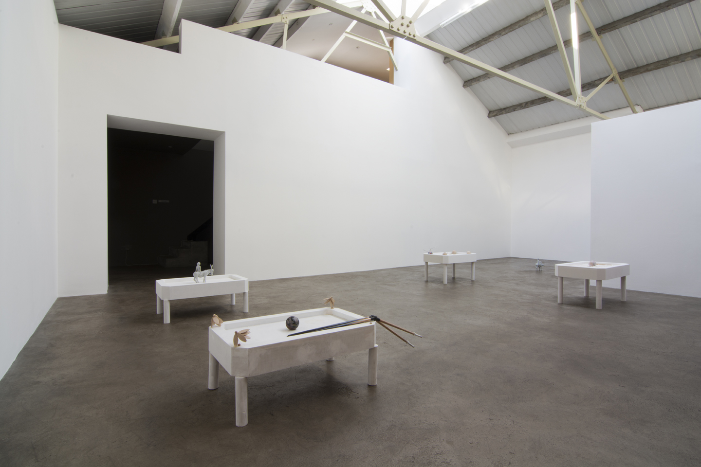 Sam Anderson, Talley's Folly, mother's tankstation, 8 April–23 May 2015