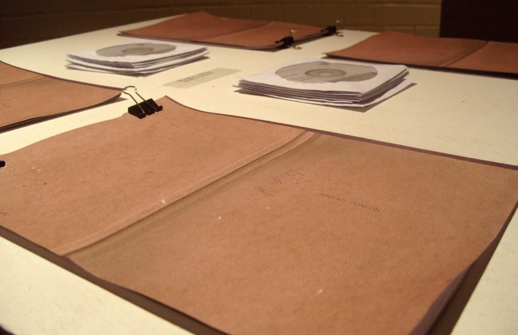 installation sketchbooks