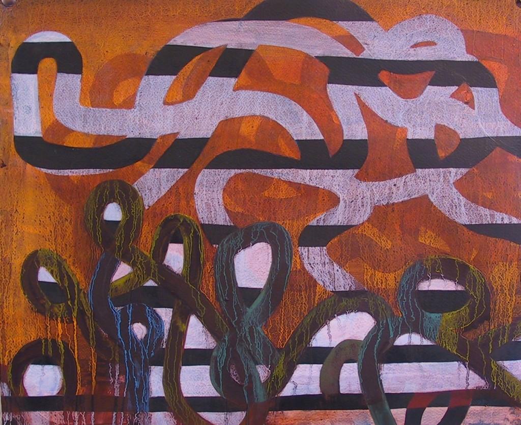 Hugh Delap : Palimpsest
