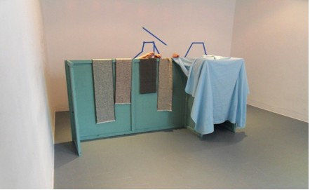 Declan Rooney: Happenings and Nonevents, the Butler Gallery, 2010.