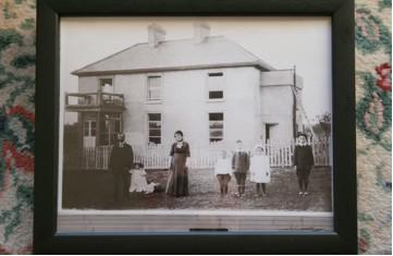 Ivy Villa, Lanesborough, Longford; photo Adrian Duncan.