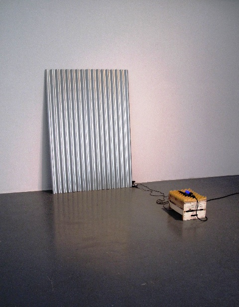 David Beattie: Radiator, 2011; image courtesy Temple Bar Gallery.