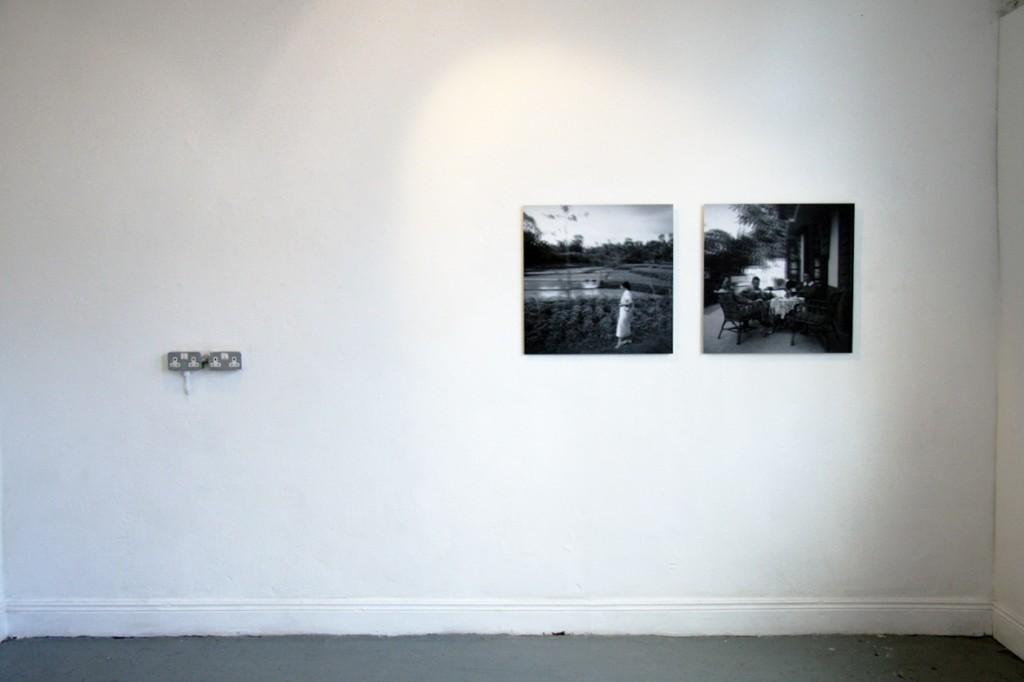 Suzanne van der Lingen: Ark, installation shot, 2011; image courtesy the artist.