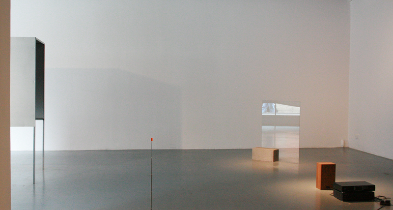David Beattie: A Knowledge of Things, installation shot, 2011; photo: Adrian Duncan, courtesy Temple Bar Gallery.