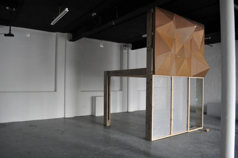 Keith Winter: Balls2thewalls, installation shot, 2011; image courtesy the artist.