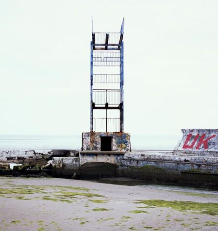 Peter Connor: Renascene Image 1 (Blackrock Baths), 2010; Image courtesy Aleana Egan.