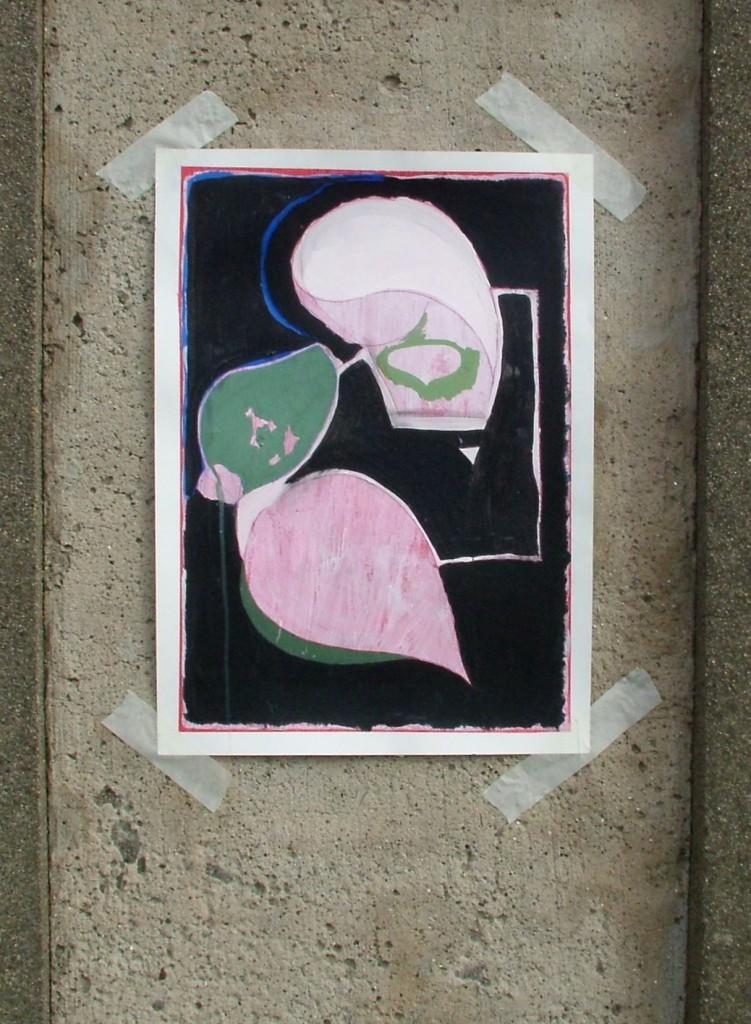 Aleana Egan: Sea-Women Posters, 2005; image courtesy the artist.