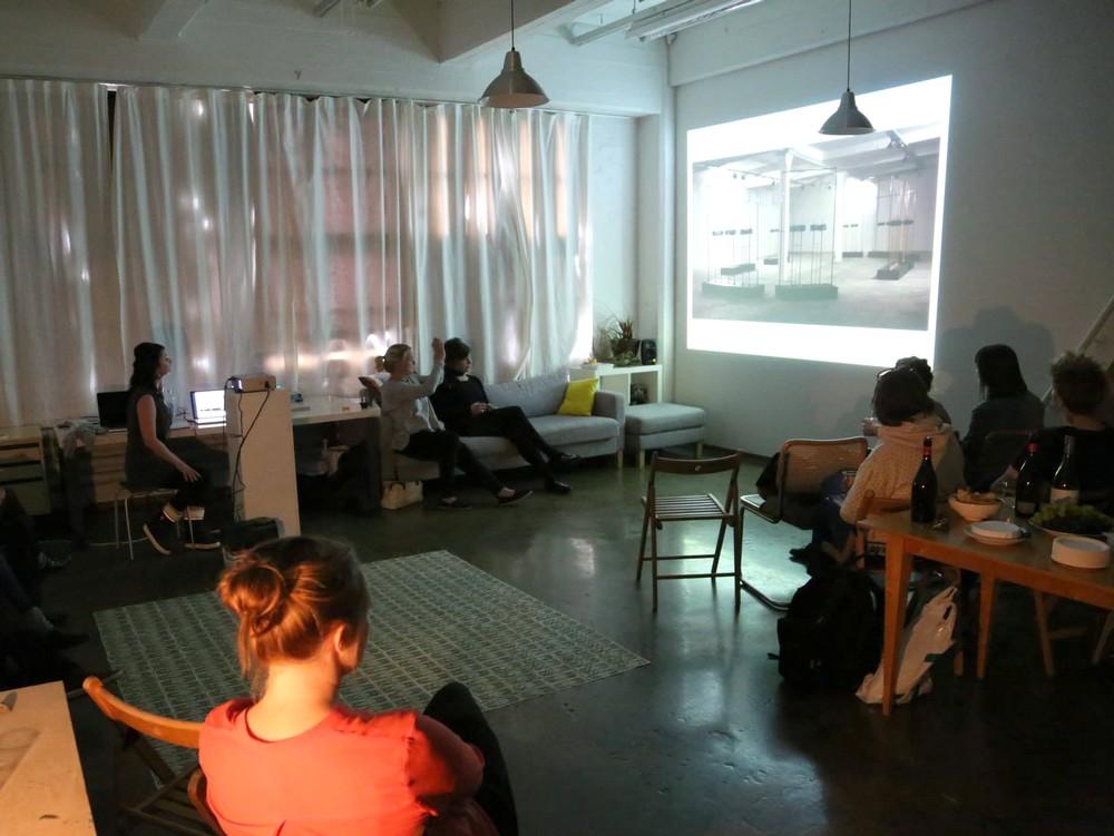 HIAP Open Studio 1