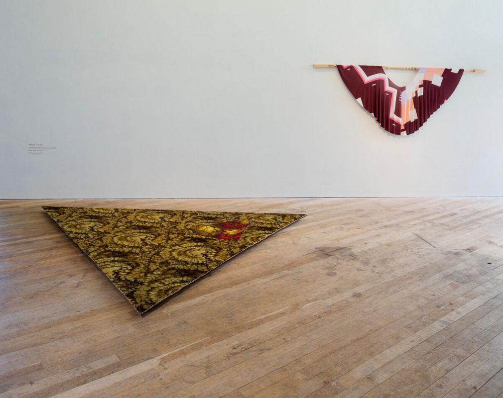 Angela Fulcher, Untitled (Crystal Cabinet no. 4), Untitled (Crystal Cabinet no. 4)
