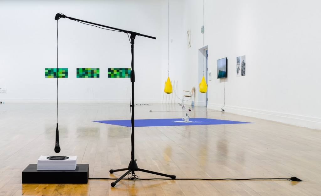 Futures, An Anthology, Installation, 2015, RHA Gallery, Dublin, Photography Mike Hannon.